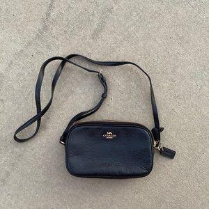Mini coach crossbody bag